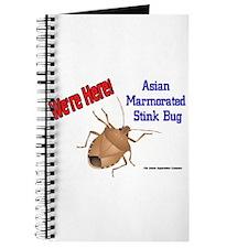 Stink Bug Journal