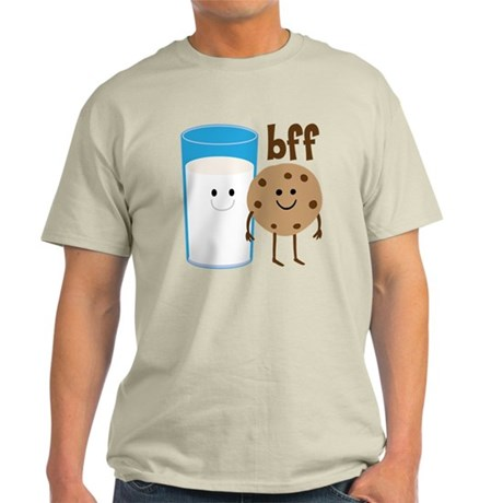 Milk & Cookies BFF Light T-Shirt