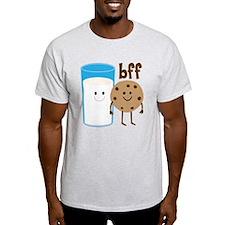 Milk & Cookies BFF T-Shirt