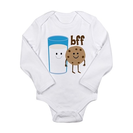Long Sleeve Infant Bodysuits