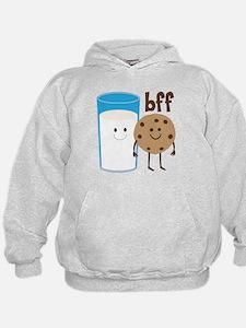 Milk & Cookies BFF Hoodie