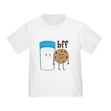 Milk & Cookies BFF T