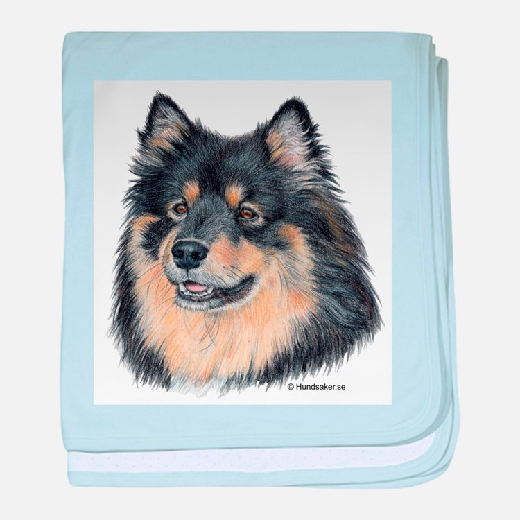 Finnish Lapphund Infant Blanket