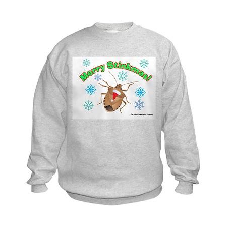 Stink Bug Kids Sweatshirt