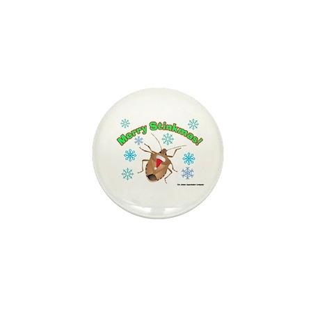 Stink Bug Mini Button (10 pack)
