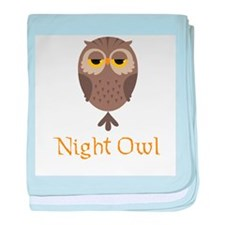 Night Owl Infant Blanket