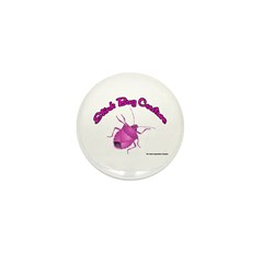 Stink Bug Mini Button (100 pack)