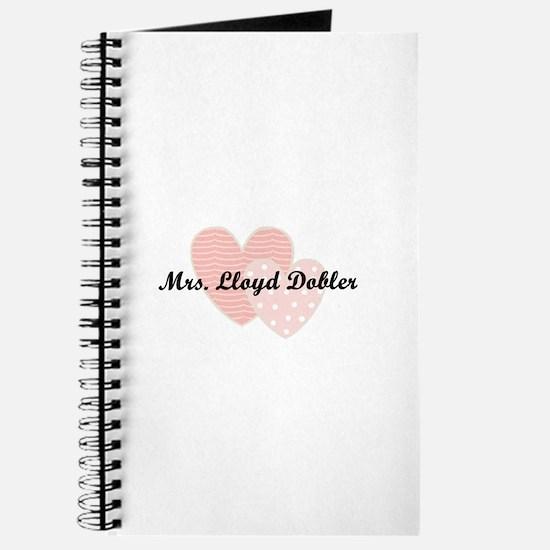 Mrs. Lloyd Dobler Journal
