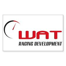 WAT Racing - Decal