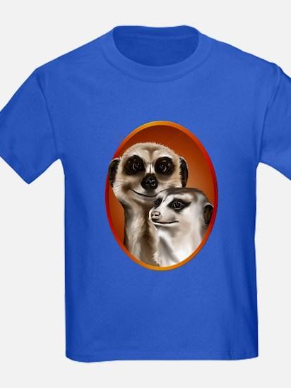 Two Cozy Meerkats T