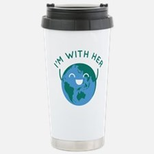 Cute Change democrat Travel Mug