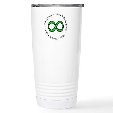Infinite Change Stainless Steel Travel Mug