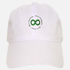 Infinite Change Baseball Baseball Cap