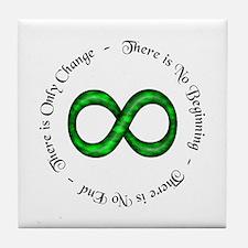 Infinite Change Tile Coaster