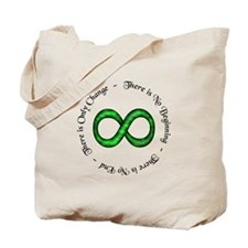 Infinite Change Tote Bag
