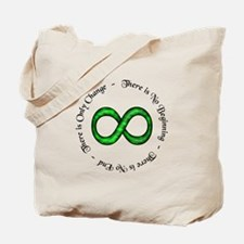 Infinite Change Tote Bag
