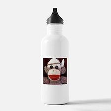 Ernie the Sock Monkey Water Bottle
