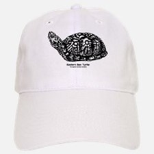 Box Turtle Art Baseball Baseball Cap