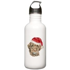 Christmas Lagotto Romagnolo Water Bottle