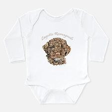 Lagotto Long Sleeve Infant Bodysuit