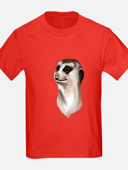 Meerkat Faces T