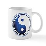 Taoism Ying Yang Mug