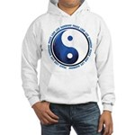 Taoism Ying Yang Hooded Sweatshirt