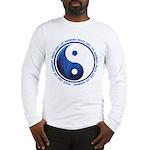 Taoism Ying Yang Long Sleeve T-Shirt