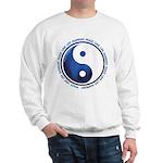 Taoism Ying Yang Sweatshirt