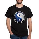 Taoism Ying Yang Dark T-Shirt