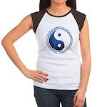 Taoism Ying Yang Women's Cap Sleeve T-Shirt