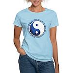 Taoism Ying Yang Women's Light T-Shirt