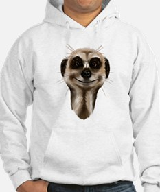 Meerkat Faces Jumper Hoody