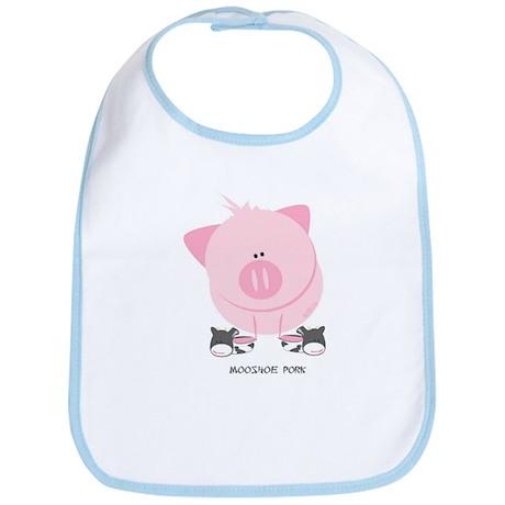 Mooshoe Pork Bib