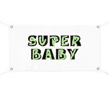 Super Baby Banner