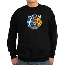 Scotland Flag & Piper Jumper Sweater
