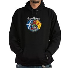 Scotland Flag & Piper Hoody