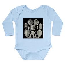 Trilobite Long Sleeve Infant Bodysuit