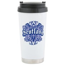 Scotland Tribal Travel Mug