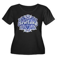 Scotland Tribal T