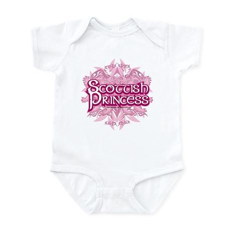 Scottish Princess Infant Bodysuit