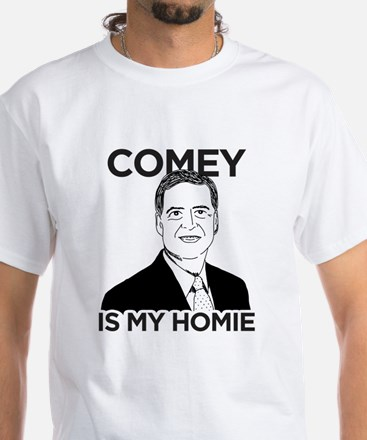 Comey Is My Homie T-Shirt