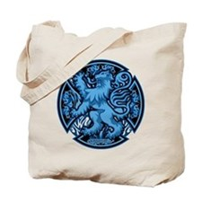 Scotland Iron Cross Blue Tote Bag
