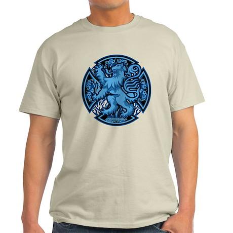 Scotland Iron Cross Blue Light T-Shirt