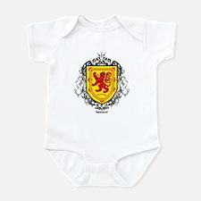 Rampant Lion Tribal Infant Bodysuit