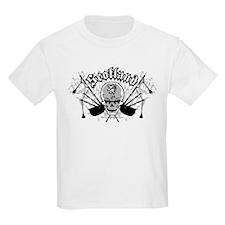 Scotland Skull And Pipes T-Shirt
