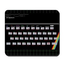 Sinclair ZX Spectrum Mousepad