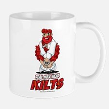 Real Men Wear Kilts 2 Mug