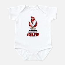 Real Men Wear Kilts 2 Infant Bodysuit