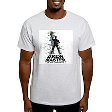 BREW MASTER T-Shirt (gray)